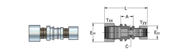 Reducers - Stainless Steel Tube Fittings